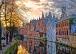 Revelion Brugge si Amsterdam (Avion...